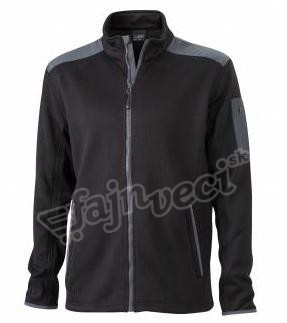 jn591-mens-knitted-fleece-jacket
