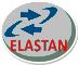 <b>Elastan :</b> je pružné syntetické vlákno.<br/> -------------------------------------------------------<br/>  <b>zvyšuje pružnosť materiálu</b>.<br/>  Stupeň a smer pružnosti závisí :<br/> - na množstve elastanu, čo sa použie<br/>  - ako je vpletený alebo vtkaný do látky.