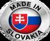 <b>Made In Slovakia:</b>   vyrobené na Slovensku.<br/> -------------------------------------------------------<br/> Celý výrobok alebo aspoň jeho časť bola vyrobená na Slovensku.<br/> <b>Kúpou tohto výrobku podporujete domáceho výrobcu...</b>
