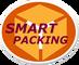 <b>Smart Packing :</b> výrobok sa dá úsporne zložiť.<br/>  --------------------------------------------------------------<br/>  1. Do samostaného vrecka, dodávaného s výrobkom.<br/> 2. Do vnútorného vrecka, umiestneného vo výrobku.<br/>  3. Poskladá sa do tvaru ako taška a zaistí (zips, cvok...).<br/>   --------------------------------------------------------------<br/>   <b>Hlavne na cesty a turistiku, aby ste ušetrili miesto !</b>