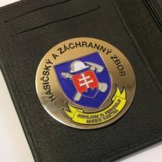 Odznak kovový 3D HaZZ