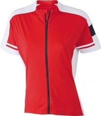 Dámske cyklistické tričko
