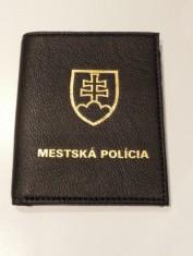 Peňaženka GOLD koža MP