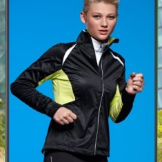 Ladies` Sports Jacket Wind