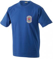 Tričko s potlačeným logom APVV
