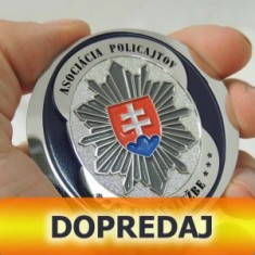 Odznak kovový 3D APVV