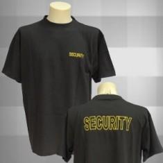 Tričko 2x výšivka SECURITY