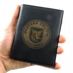 Peňaženka gravír MP LC