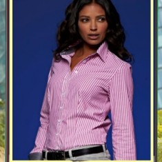 Ladies' Shirt Stripe