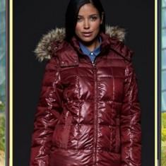 Ladies' Padded Winter Jacket