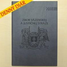 ZVJS Denný diár 14,8 x 21 cm