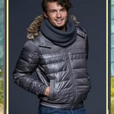 Men's Padded Winter Jacket
