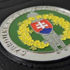 Odznak kovový 3D OSSR