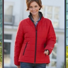 Ladies' Padded Light Jacket