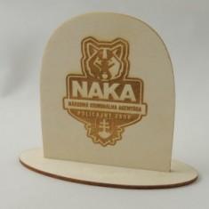 Drevená dekorácia NAKA