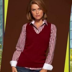 Dámsky sveter V-Neck