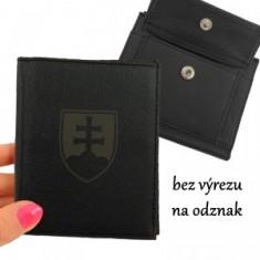 Peňaženka C-znak SR na mince