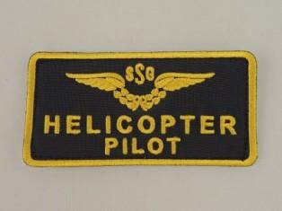 Helicopter pilot náš.