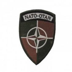 NATO - OTAN kaki