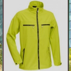 Men's Tailored Softshell
