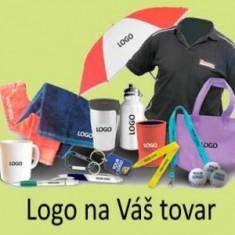 Vaše Logo => Na tovar Váš/náš