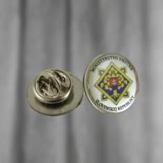Odznak napichovací MV STR
