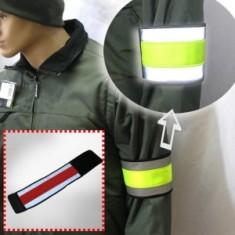 Reflexný pás na rukáv čistý