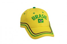 Fan Cap Brasil