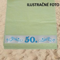 Sublimačný uterák 50x90cm