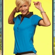 Ladies' Urban Polo Slub Yarn