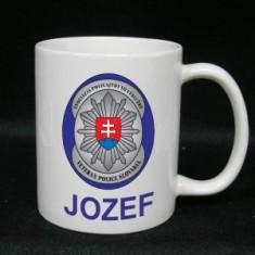 Šálka keramická s logom APVV