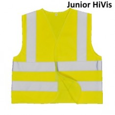 Junior HiVis vesta