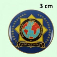 Nálepka Ø3cm