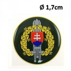 Nálepka Ø1,7cm ŽIV OSSR