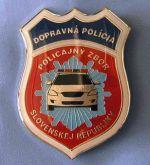Odznak kovový DP
