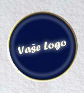 Nálepka s Vaším logom