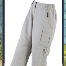 Ladies` Zip-Off Pants
