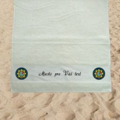 IPA Sublimačný uterák 50x100