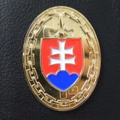 Odznak kovový 3D