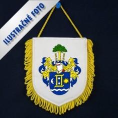 Vlajka malá s vlastným logom