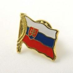 Odznak napichovací vlajka SR