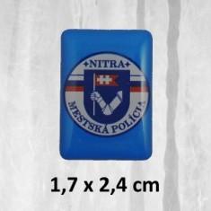 Nálepka 1,7 x 2,4 cm ŽIV