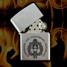 OSSR Zapaľovač kovový matný