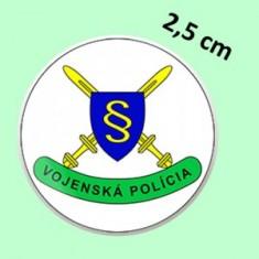 Nálepka Ø2,5cm ŽIV-nové logo