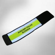 Reflexný pás na rukáv AUX