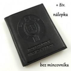 SET Peňaženka + živ.nálepka