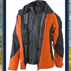 Ladies' Two-In-One Jacket ..