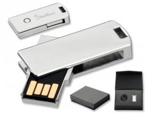 USB kľúč 4GB, kovový
