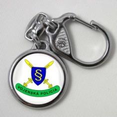 Kľúčenka 3D Ø3cm - nové logo