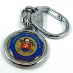 Kľúčenka 3D SR Ø3cm